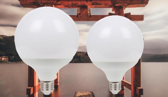 נורות גלוב LED-חלבי