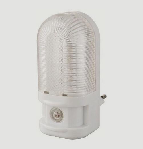 מנורת לילה Dollar-5LED-סנסור חיישן אור לבן קר
