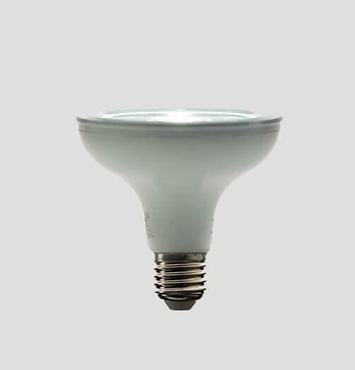 נורתLED פאר 30-גימור לבן-DIMM-אור חם-17W 230V E27