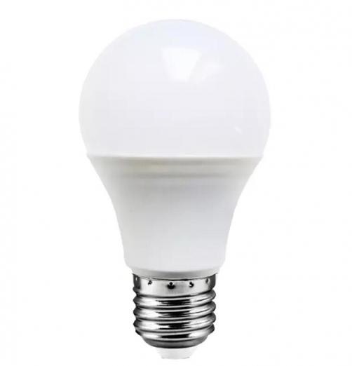 נורת LED  ליבון A60-אור קר-12W 230V E27