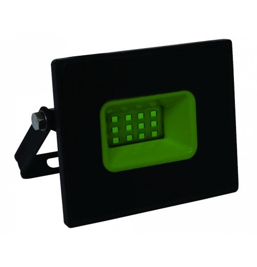 פנס הצפה מקצועי 10W-ירוק-RONI LED PRO
