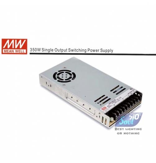 ממיר מתח(שנאי)MEAN WLLL-350W/12V-LRS