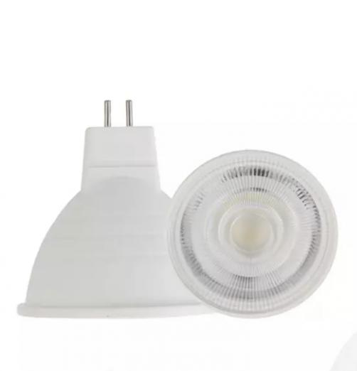 נורת דקרויקה LED MR 16 9W 12V - אור קר