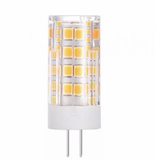 נורת LED G-4 12V-AC/DC-אור קר-4.5W 12V G4