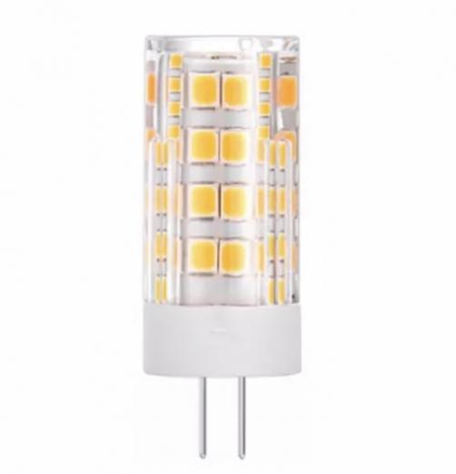 נורת LED G-4 12V-AC/DC-אור חם-4.5W 12V G4