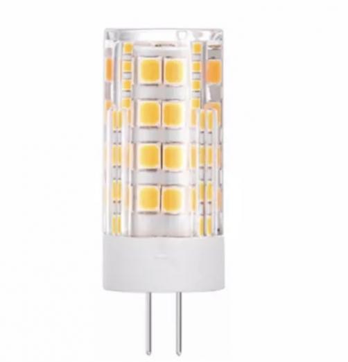 נורת LED אור חם 4.5W 230V G4