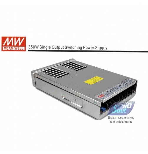 ממיר מתח(שנאי)MEAN WLLL-350W/24V-ERP