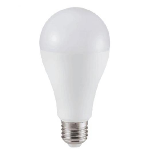 נורת LED ליבון A65-25W E27-אור חם