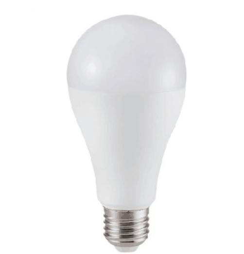 נורת LED ליבון A65-25W E27-אור לבן