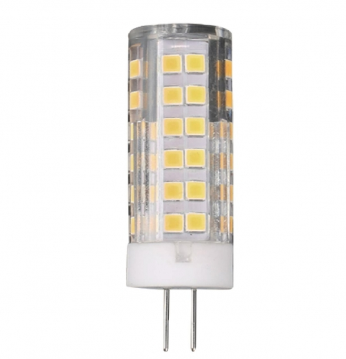 נורת G-4 LED 7W/12V-AC/DC-קר