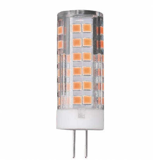 נורת G-4 LED 7W/12V-AC/DC-חם